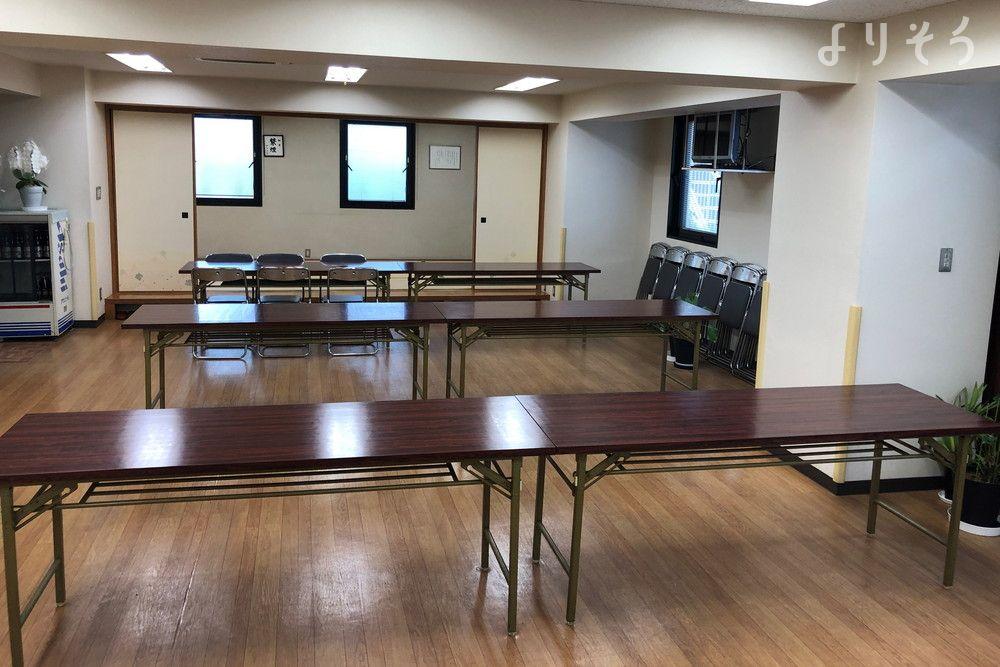 セレモニーホール都民会館の控室3写真